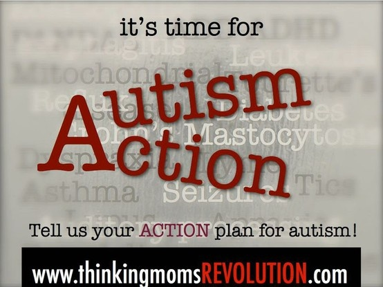 It's time for Autism ACTION!!!