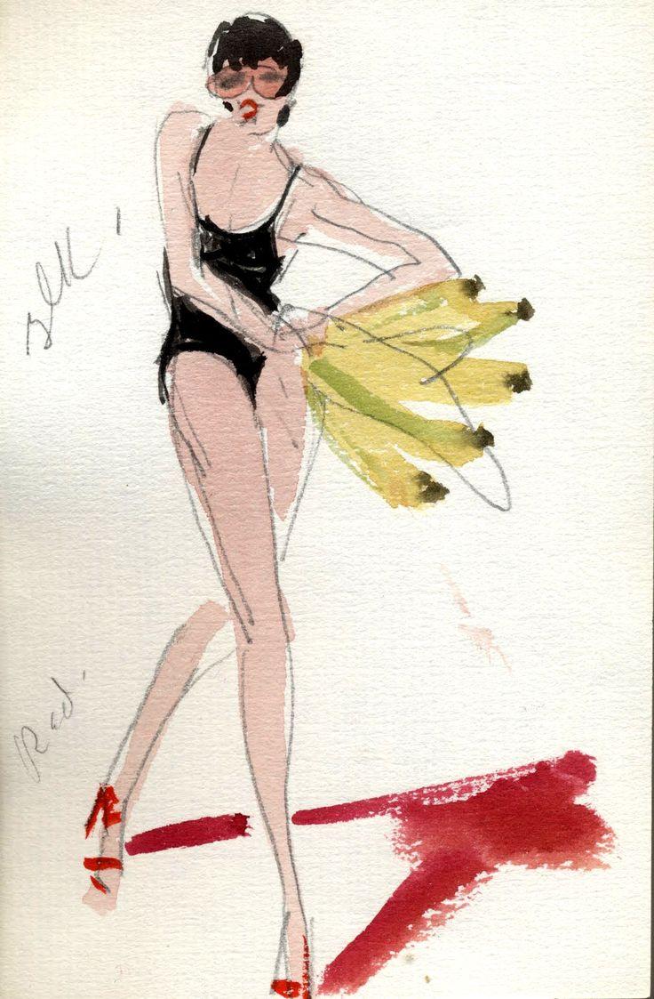 Andy warhol fashion illustration 75