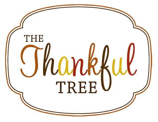 photo about Thankful Tree Printable called The Christensens Camelot : Our Grateful Tree