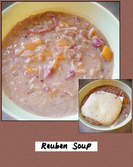 Reuben Soup Recipe — Dishmaps