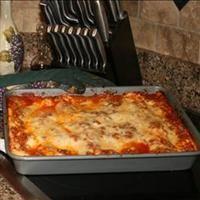 Easy Lasagna | yum! | Pinterest