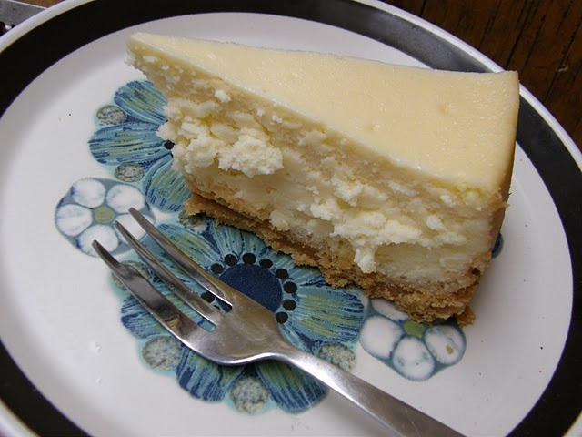 Sour Cream Cheesecake | Sugar Rush - Cheesecakes | Pinterest