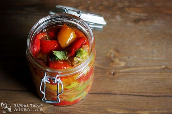 Moldovan Preserved Peppers from Global Table Adventure (http ...
