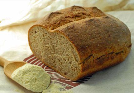 can crack open my Peter Reinhart bread book and make a gluten free ...
