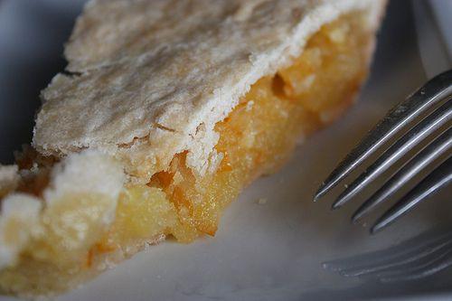 Shaker Lemon Pie #recipe | Everything Sweet | Pinterest