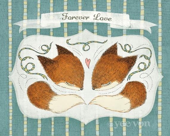 Mr and Mrs Fox