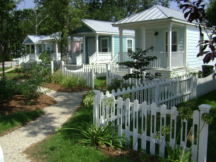 Katrina cottages hideaways pinterest for Katrina cottages pictures