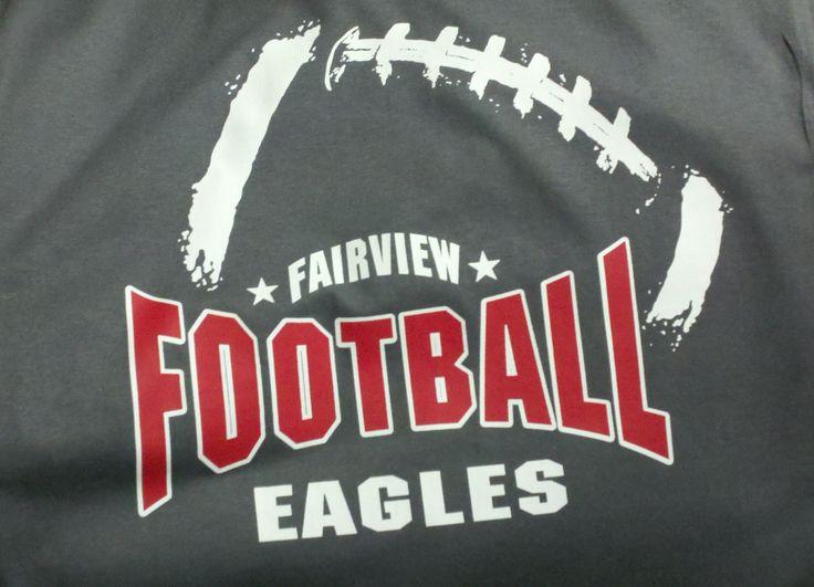 high school football shirt ideas fairview apparel