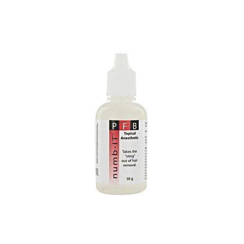 Xylocaine 2 jelly for bikini wax