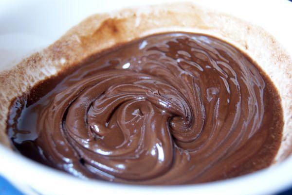 chocolate espresso mini souffles recipes dishmaps chocolate espresso ...