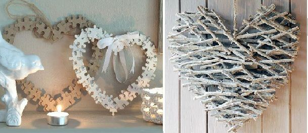 decorazioni shabby chic addobbi fai da te : Pin by Giovanna Di Troia on Creating/Recycle Pinterest