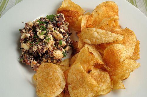 Feta Salsa | Snacks & Treats Shit | Pinterest