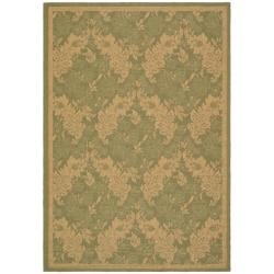 val green rug