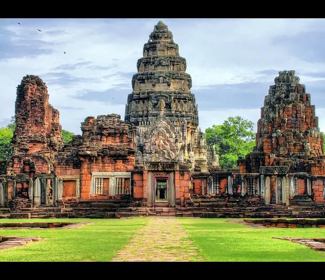 Prasat Hin Phimai  Thailand  Pinterest