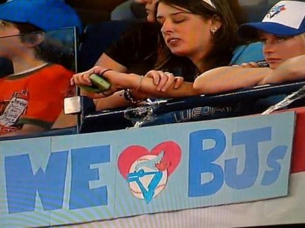 10 more of our favorite obnoxious sports fan signs.