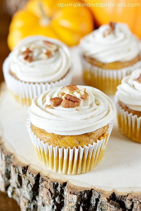 ... with pumpkin spice buttercream low fat spice cake with maple cream