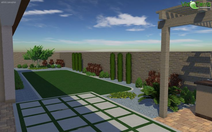 Pin by raymond medlin on 3d landscape and pool design for Home design 3d outdoor garden 4 0 2