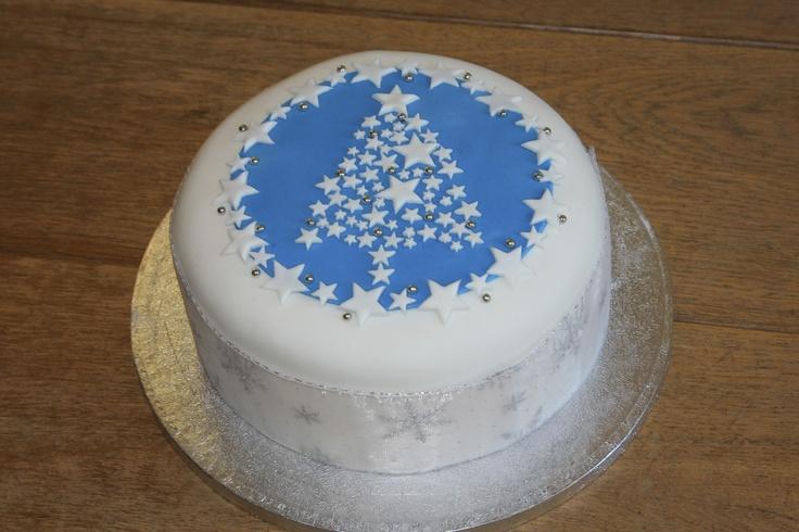 Christmas Cake Images Pinterest : Christmas cake Baking Pinterest