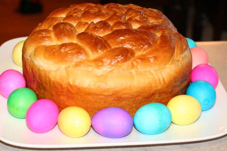 Ukrainian Easter (Paska) Bread | Holiday - Easter / Spring | Pinterest