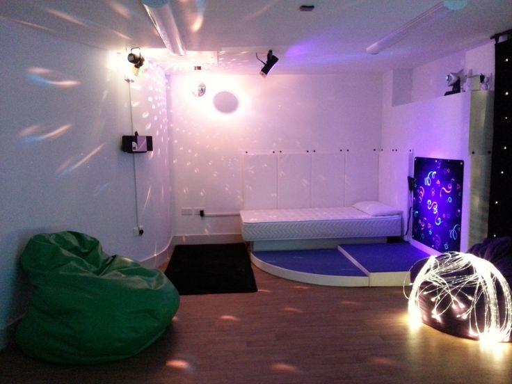 Sensory Room Sensory Room Design Install Pinterest