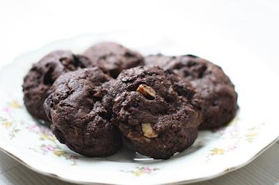 Triple chocolate oreo chunk cookies | Recipes | Pinterest