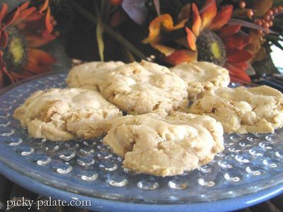 Nutter Butter White Chocolate Chip Cookies | Picky Palate