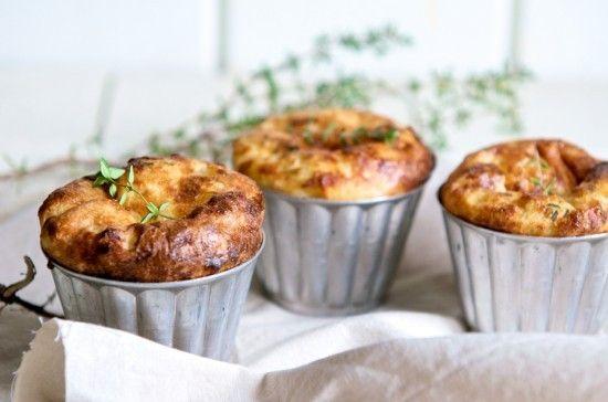 Parmesan Herb Popovers | 1breads • pizza •savory tarts ...