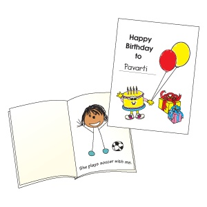 Writing Idea: birthdays