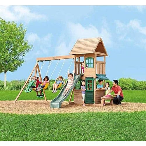 Big Backyard Windale : Windale Wood Gym Set  Kids  Pinterest