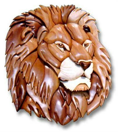 Lion Head Intarsia Pinterest