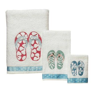 Pin by joanie self roberts on flip flop love pinterest for Roberts designs bathroom accessories