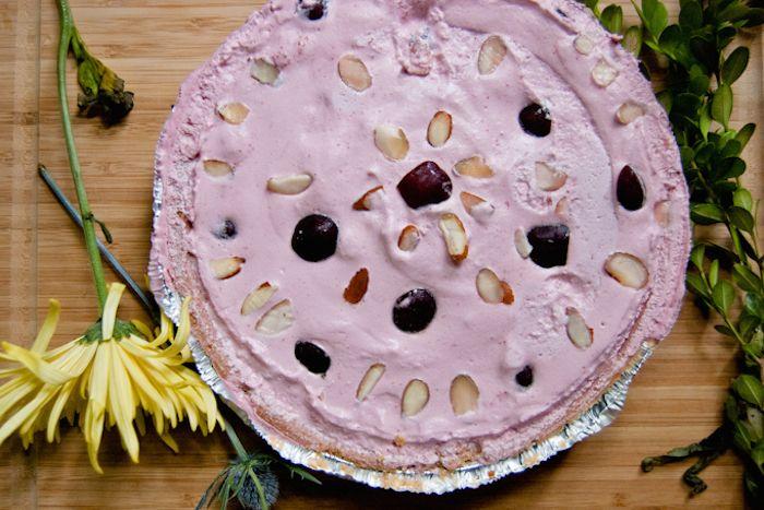 Black Cherry Amaretto Pie + A Bonus Recipe!