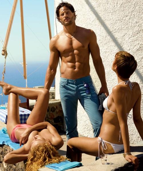 Joe Manganiello | Hot