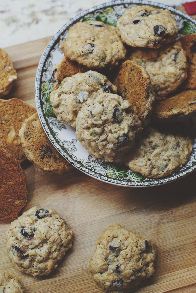 Gluten Free Everything Cookies | eat, drink, & be merry | Pinterest