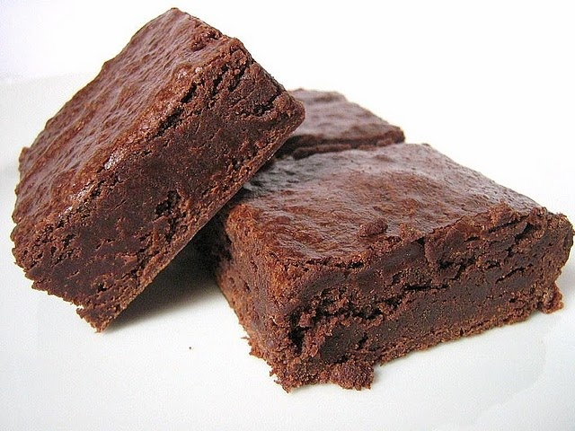 chewy cocoa brownies | Foodstuffs | Pinterest