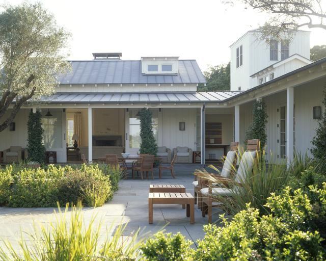 Sonoma Ranch Walker Warner Architects Home Interior