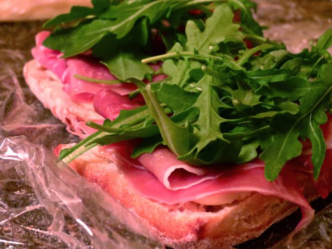 Fig and Prosciutto Sandwich | My Gas Stove | Blog | Pinterest