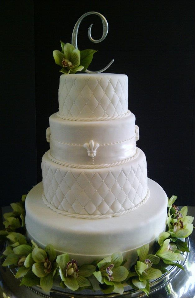 Wedding Cake Cakes Pinterest