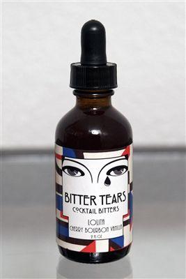 Bitter Tears Lolita Cherry Bourbon Vanilla Bitters