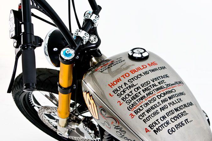 Vintage Motorcycle Kits 33
