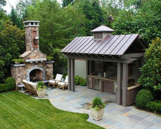 nice backyard accessory outdoor landscaping ideas pinterest