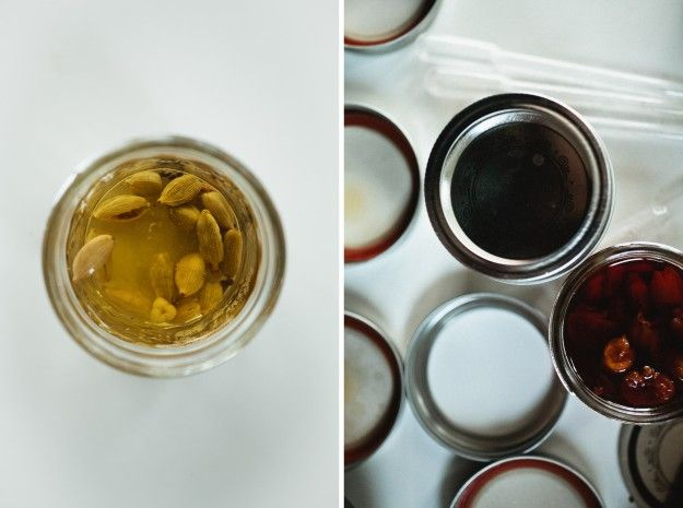 Homemade Bitters | This could be fun, choices.