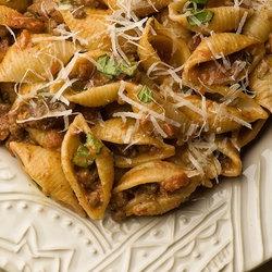 Weeknight Bolognese — Punchfork | Naughty Recipes | Pinterest