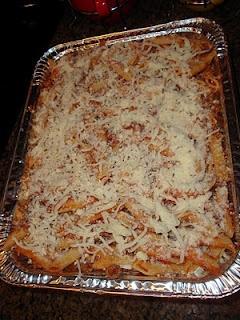 Pasta Lasagna for Freezer Meals | Recipes | Pinterest