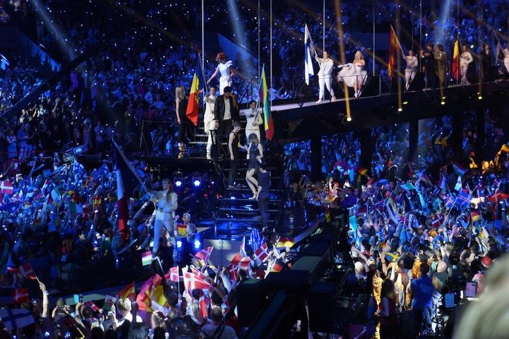 denmark eurovision song video