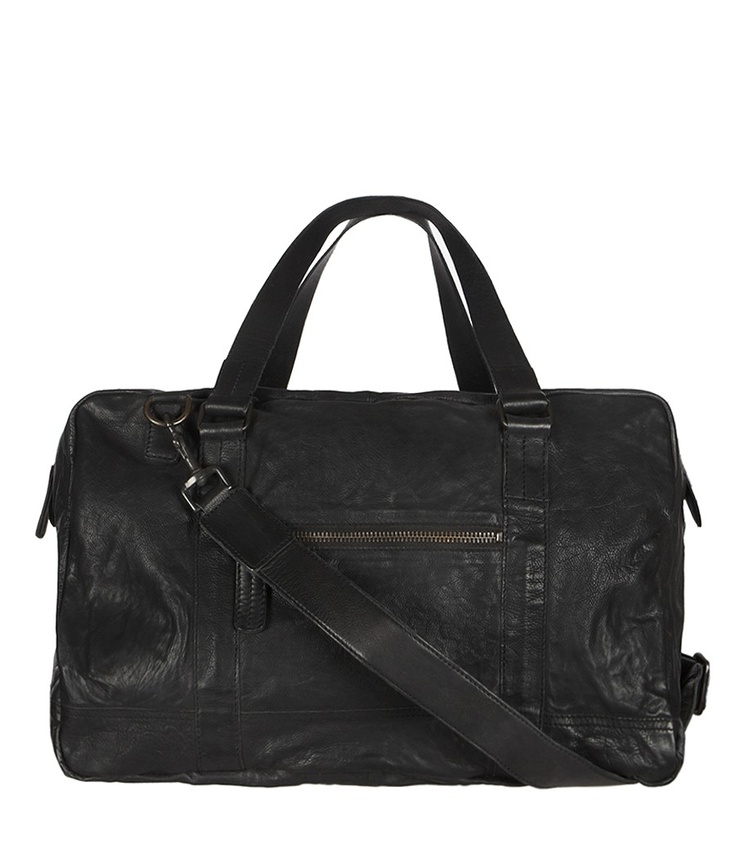 Turner Gym Bag, Men, New, AllSaints Spitalfields