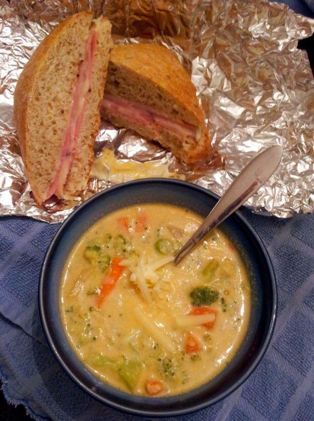 Broccoli cheddar soup | Soups/Stews | Pinterest