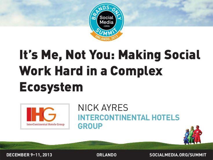 social media case studies slideshare