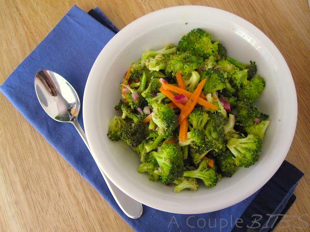 Broccoli Slaw | YUMMY FOOD~ | Pinterest