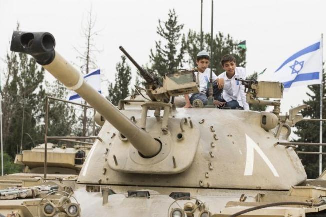 israel memorial day photos